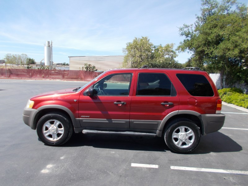 2001 FORD ESCAPE SPORT UTILITY 4-DR